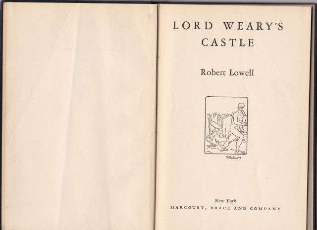 Image for Lord Weary's Castle