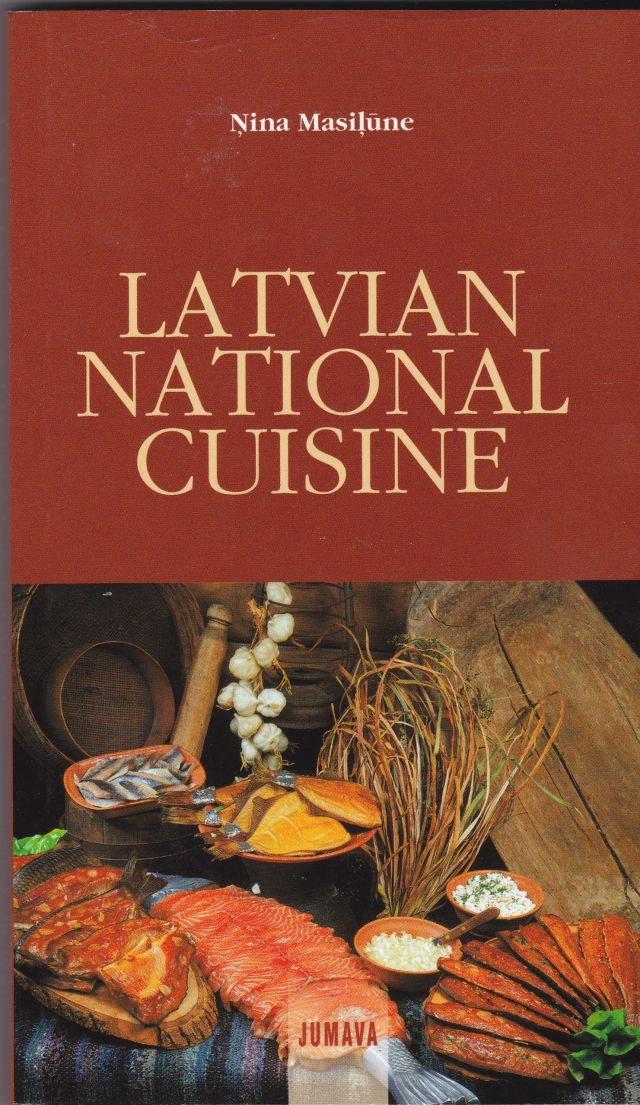 Image for Latvian National Cuisine