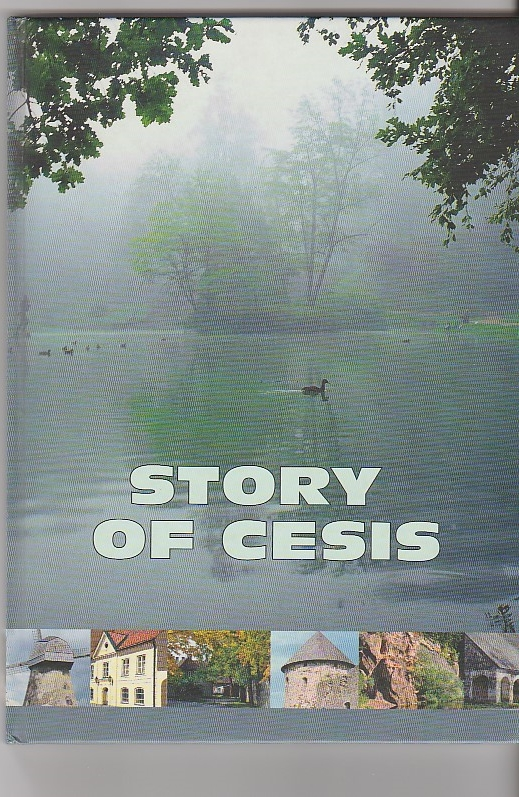 Image for Story of Cesis