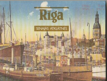 Image for Riga Senajas Atklasmes Architectural Heritage Of Latvia on Postcards RIGA (End Of 19th. Century, Beginning Of 20th century)