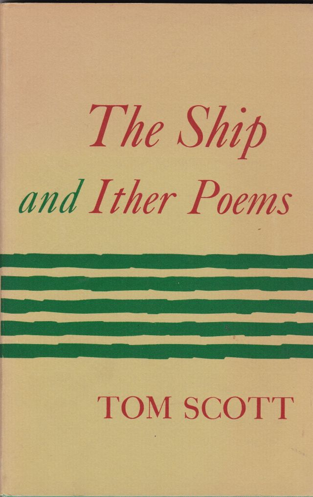 Image for The Ship And Ither Poems