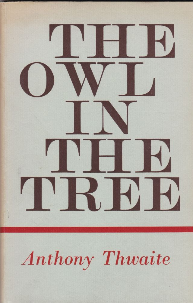 Image for The Owl In The Tree