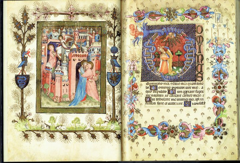 Image for The Visconti Hours: National Library, Florence (Slipcase Edition)