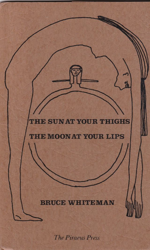 Image for The Sun At  Your Thighs The Moon At Your Lips